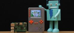 Raspberry Pi Game Boy