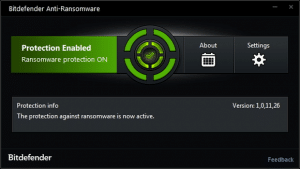 Bitdefender Anti-Ransomware